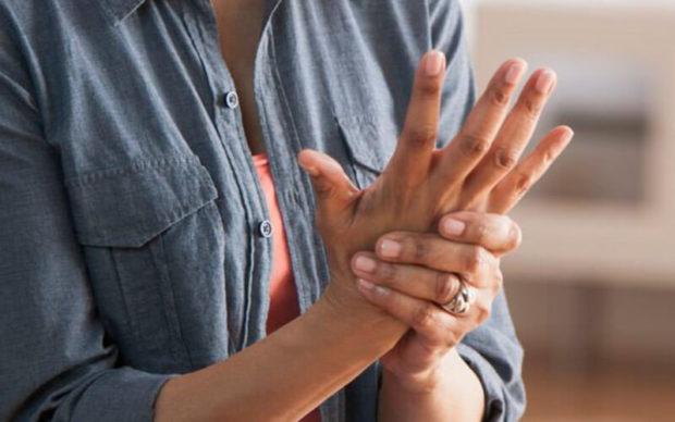 Подготовка рук к массажу