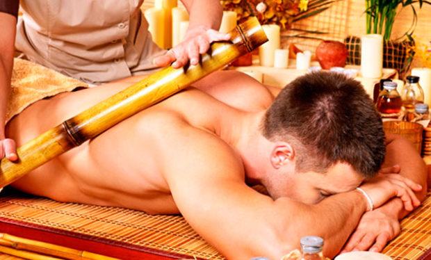Использование бамбуковых палок