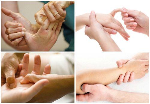 Проработка рук