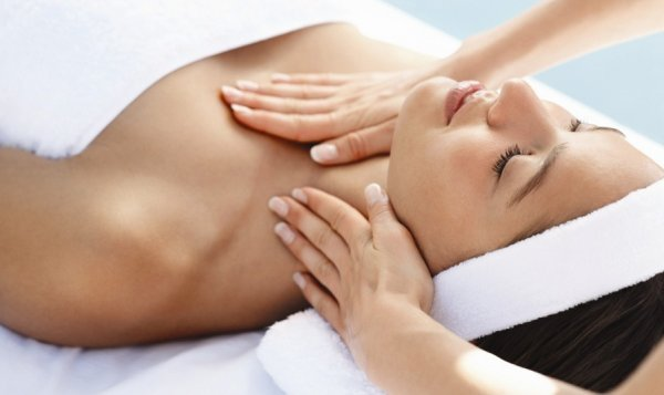 Выполнение массажа