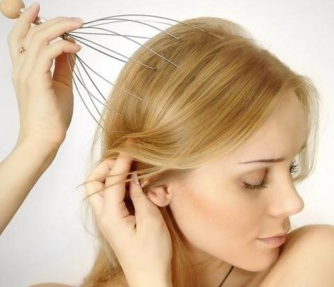 Масомассажер для роста волос