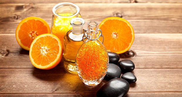 Масло апельсины