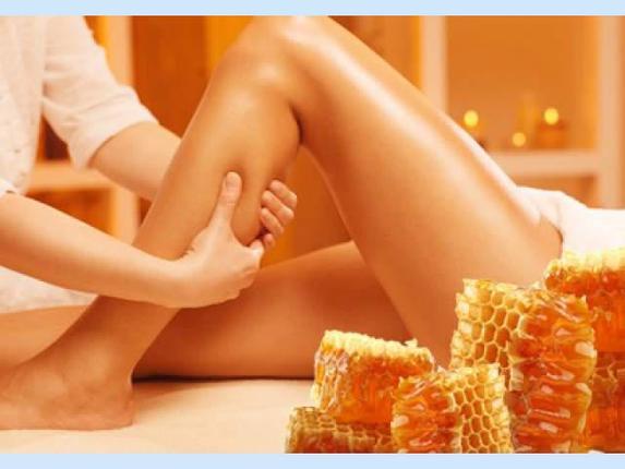 Лечебный медовый массаж