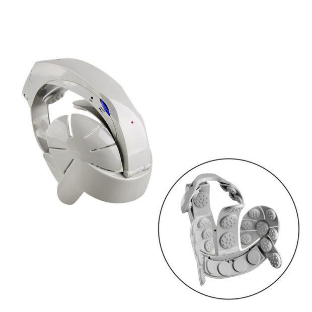 Массажер-шлем