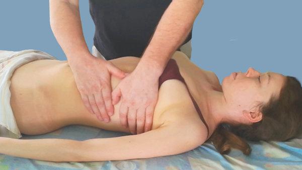Лечебный массаж груди