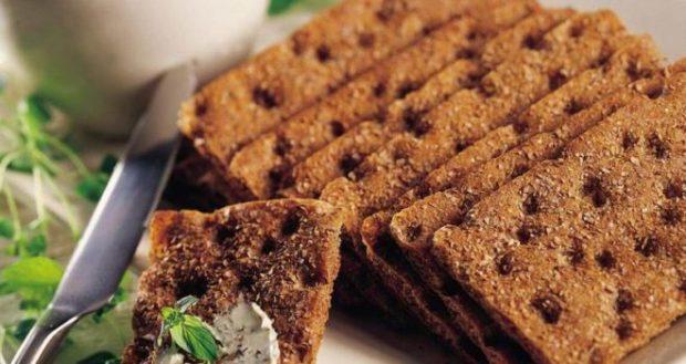Самодельные ржаные хлебцы