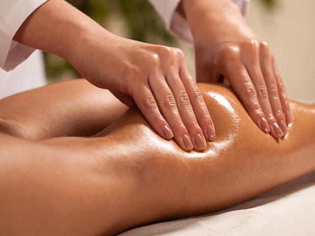 Длительность массажа
