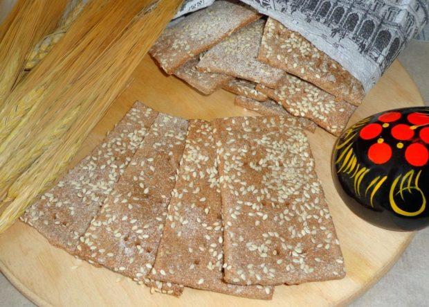 Ржаные хлебцы в спортивном питании
