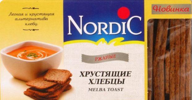Хлебцы Нордик
