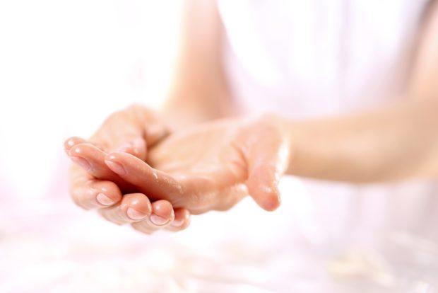 Подготовка рук