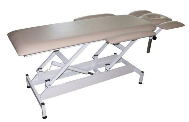 Стационарный стол с регулировкой высоты