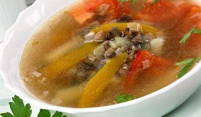 Ржаной суп