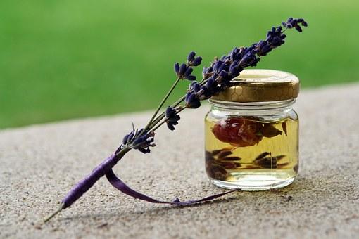 Лавандовое масло для массажа