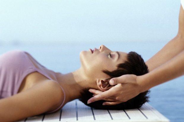 Мяткие движения пульсационного массажа