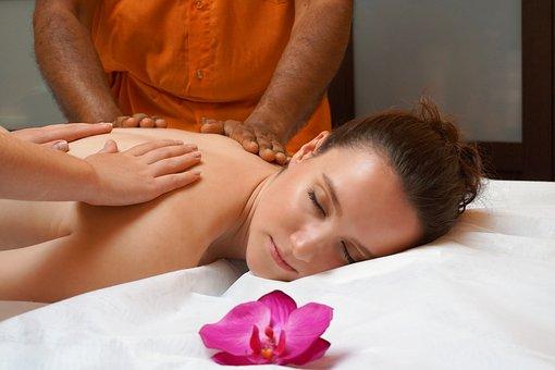 Расслабляющий массаж бирманский