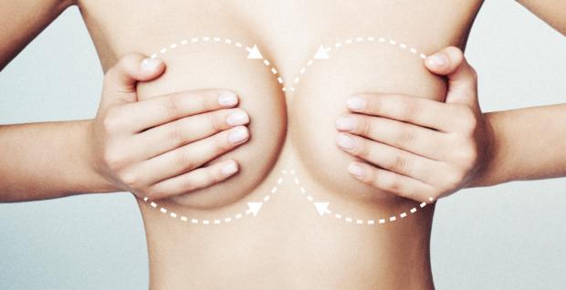 Массаж груди при ГВ