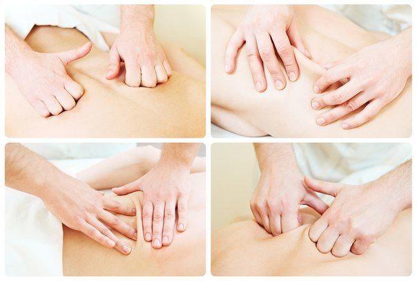 Приемы и техники перкусионного массажа