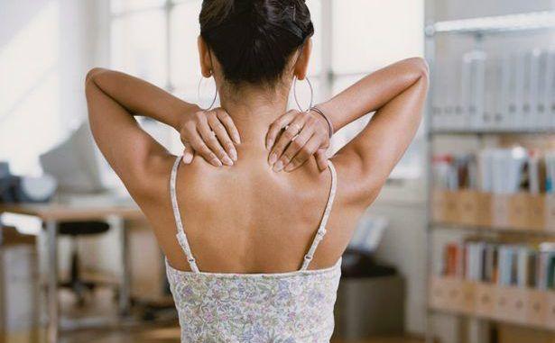 Снятие боли при остеохондрозе