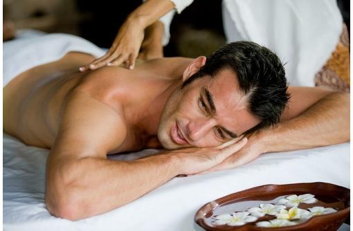 Завершение сеанса массажа
