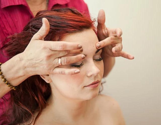 Марматерапия лица