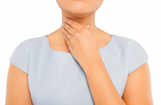 Массаж при узлах на щитовидке