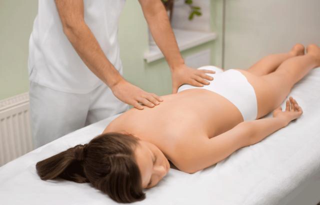 Лечение грудного отдела