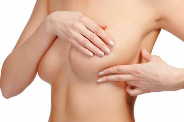 Массаж груди при мастите и мастопатии