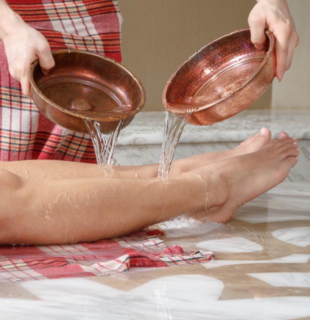 Очищение кожи от мыла