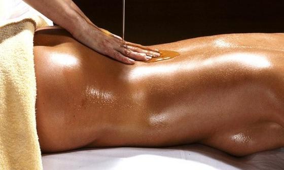 Движения в тайском массаже
