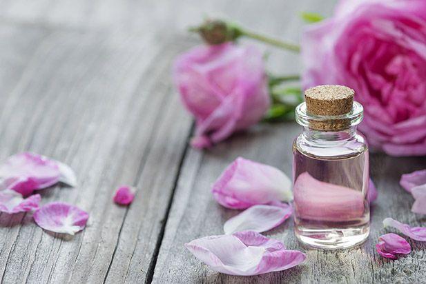 Розовое масло для массажа