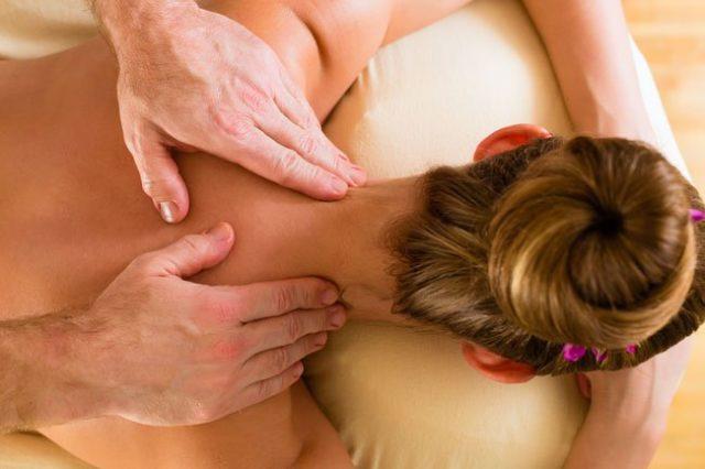 Шведский массаж при головных болях