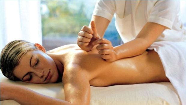 Полезный эффект шведского массажа