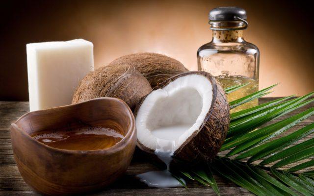Кокосовое масло для тайского массажа