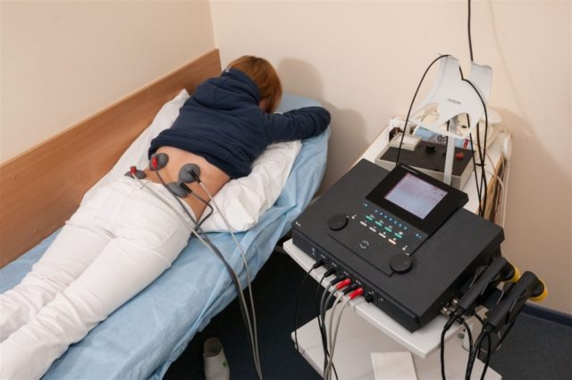 Физиотерапия при грыже поясницы