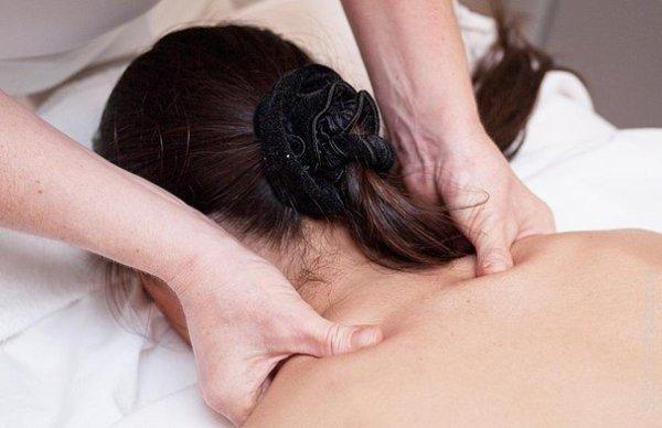 Ударные приемы в массаже