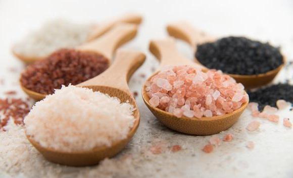 Гималайская соль для массажа