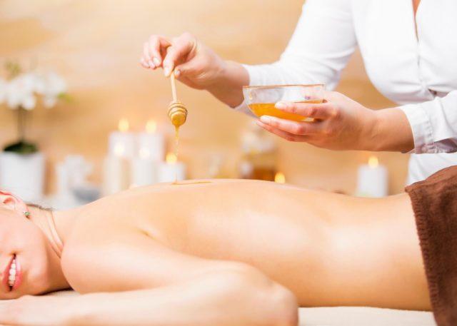 Медовый массаж при пневмонии
