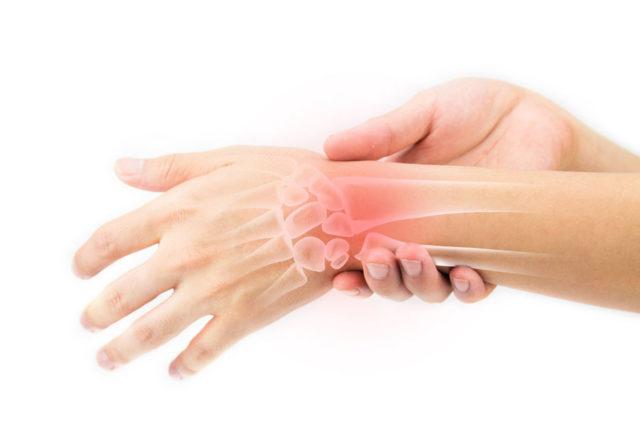 Боль в руках - показание для массажа