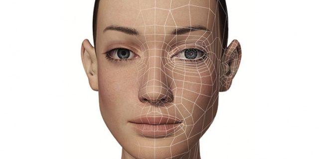 Остеопатическое моделирование лица на компьютере
