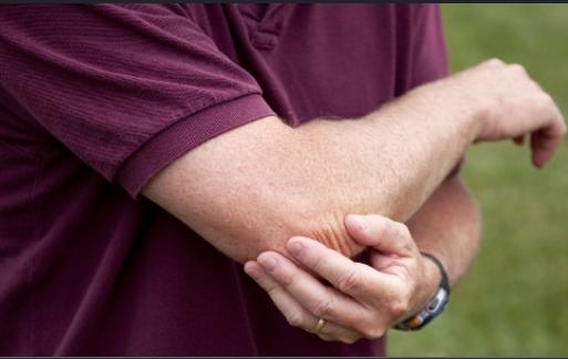 Массаж руки после перелома локтя