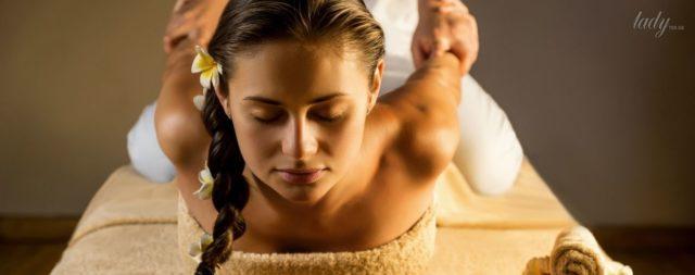 Тайский общий массаж