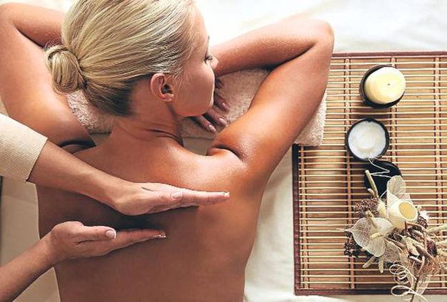 Общий массаж - постукивание