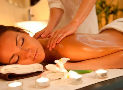 Сеанс тайского слим массажа
