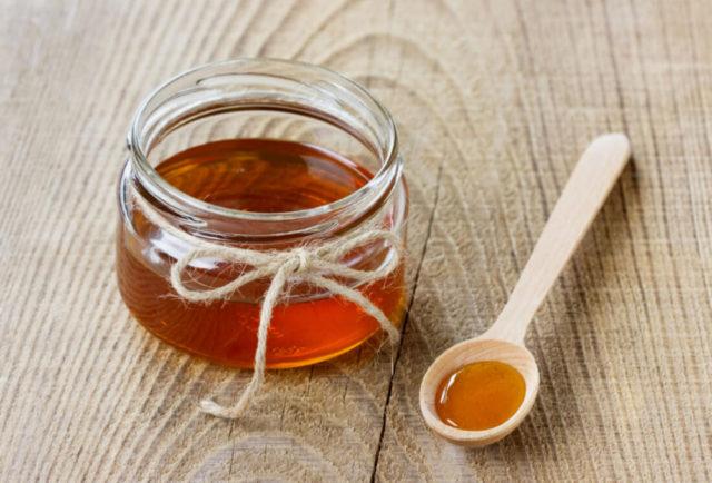 Мед при гречневой диете