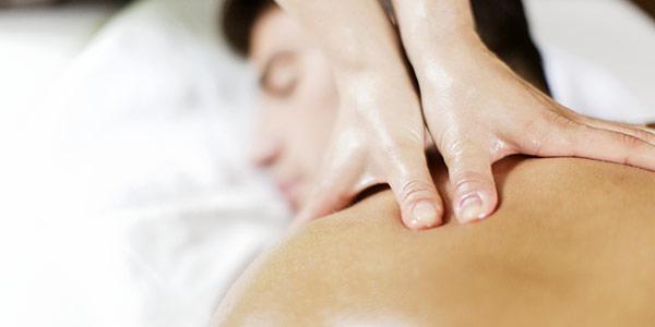 Общий массаж тела от простуды
